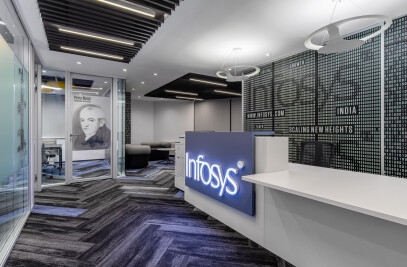 Infosys Consulting Offices