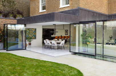 West London Town House