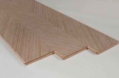 Plexwood - Geometric Plank