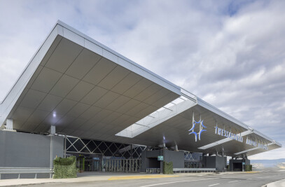 Thessaloniki Airport Makedonia