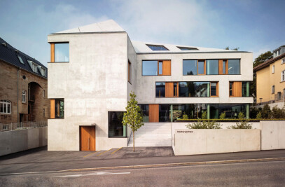 Office building Stuttgart