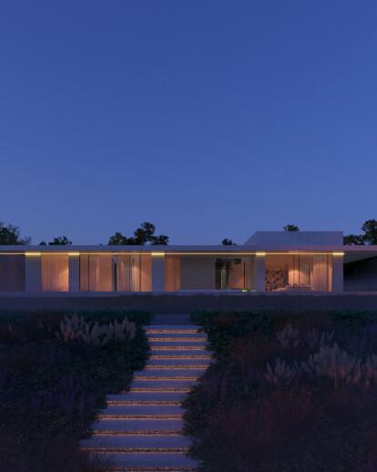 BIOPHILIC House