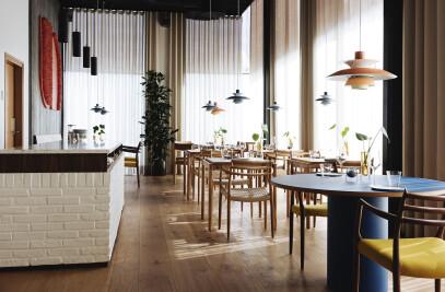 Restaurant Substans in Aarhus