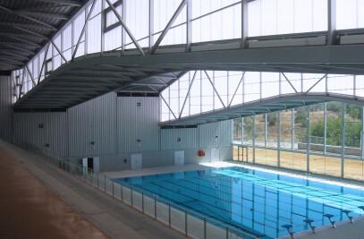 Valdesanchuela Swimming Pool