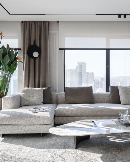 Private apartment / Kyiv, Ukraine