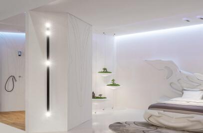 """Bedroom """"Dreams of the sea"""""""