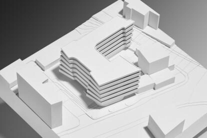 Waves - Mino Caggiula Architects