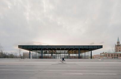Neue Nationalgalerie refurbishment