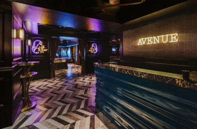 Marquee & Avenue Nightclubs at the Marina