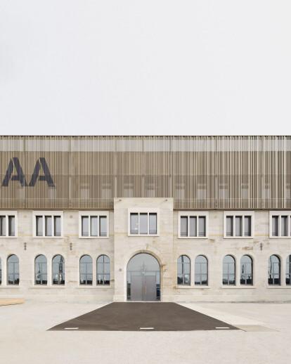 Kulturbahnhof Aalen merges industrial history with 21st century architecture