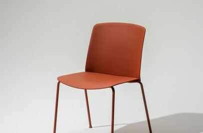 Mixu - Chair 4 legs stackable