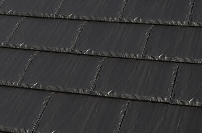 FLAT-5XL ceramic roof tiles | Leon Matte