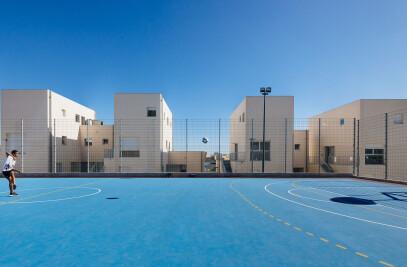 Social Housing in Bairro Padre Cruz