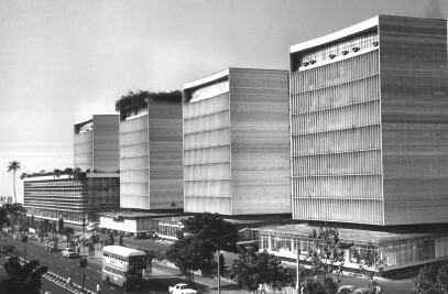 Shiv Sagar Estate, 1967