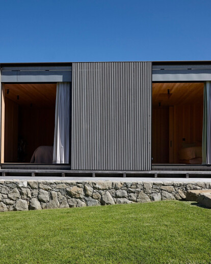 Awana Beach House demanding in its detailing, not its form