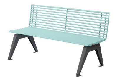 Outdoor bench Aria