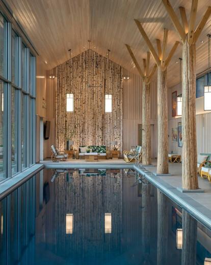 Lazy Bear Pool House