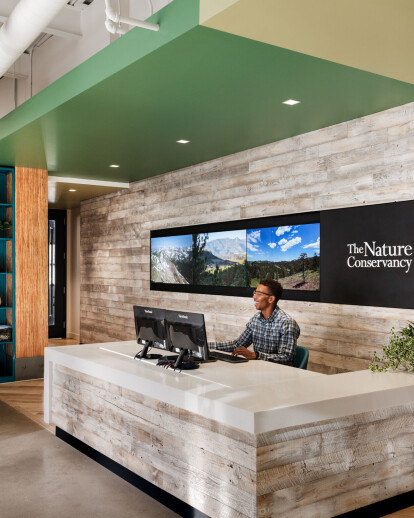 The Nature Conservancy Boulder Office