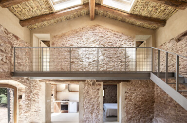 Transformation retains the charm of a Catalan country house