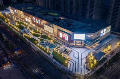 Suzhou CR Land the MIxc