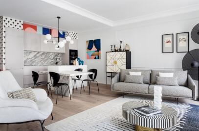 Churruca apartment