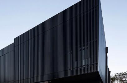 Black box homes by Arkhaus