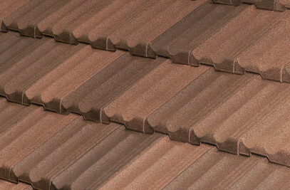 ALICANTINA-12 FLAT ROOF TILE | NATURE FOSCA