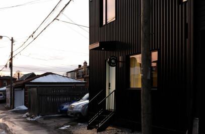 95 Mackay Laneway House