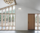 Interior Facing the Entry