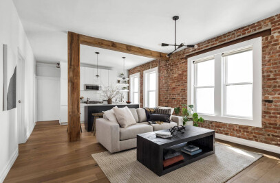 Prewar Williamsburg Apartment
