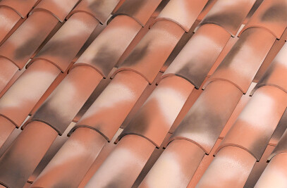C-50.21 CELLER CURVED ROOF TILE | NATURE MANOIR®