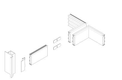 XP50© Integrated Plinth