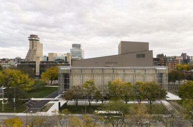 Award-winning Grand Théâtre de Québec attracts recognition for its beauty and sustainability
