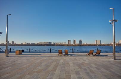Nortern River Terminal, Moscow 2020