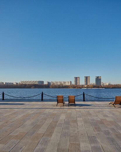 Northern River Terminal, Moscow 2020