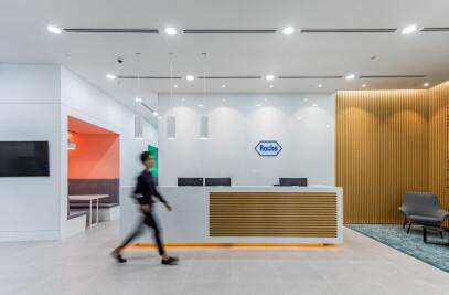 Roche Diagnostics Office