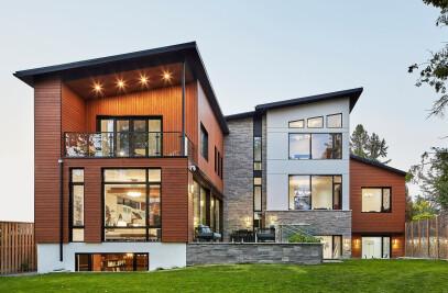 Markham Multi-Generational House