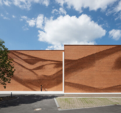 Administrative Building Textilverband