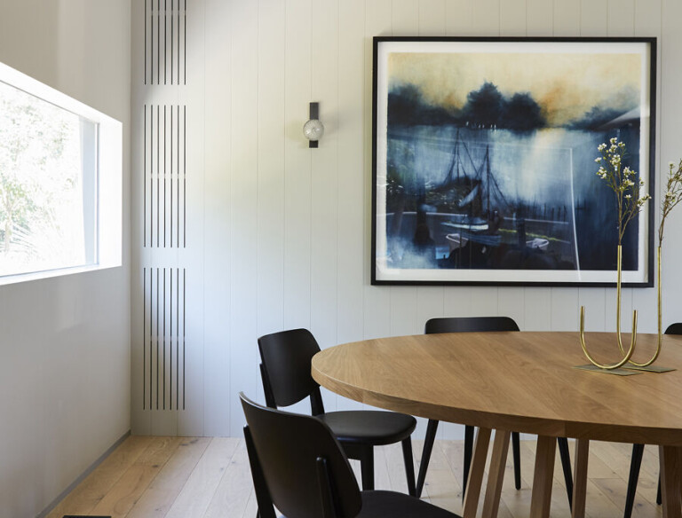 Portsea House by Austin Design Associates