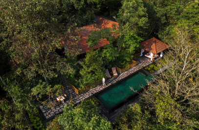 Stone Lodges – Private Residences