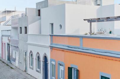 House in Olhão