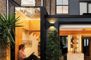 Much-loved garden serves as focal point for London extension
