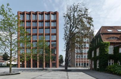Drägerwerk Reception Building
