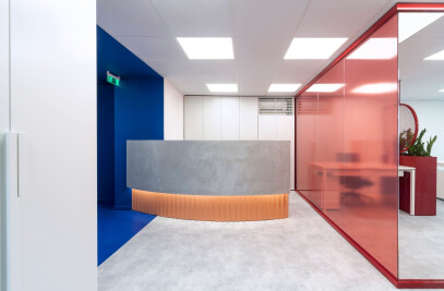 Renovation of CHOOSE Offices in Athens