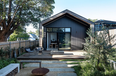 Dulwich Hill Residence