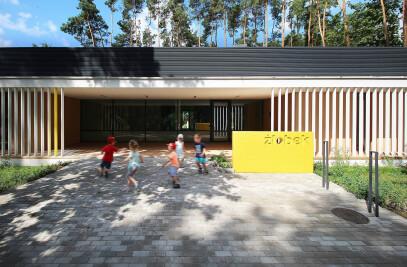 The nursery in Wesola