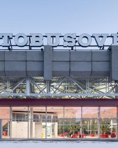 Zvonarka Central Bus Terminal