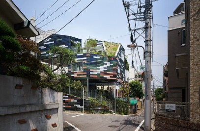 Overlap House