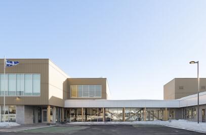 Domaine-Vert-Nord Primary school