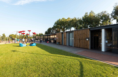 Legacy Park Community Hub